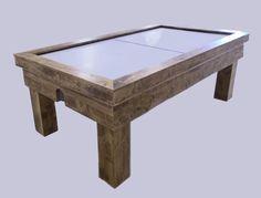 MOUNTAIN MODERN COLLECTION - Air Hockey Table