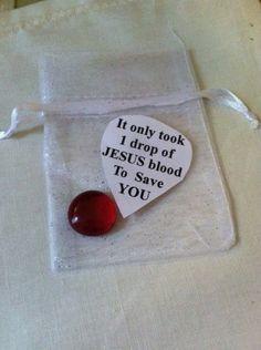 Jesus blood