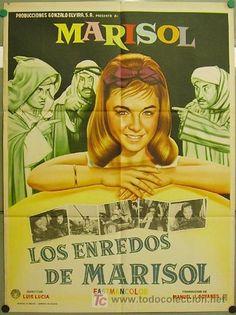 LOS ENREDOS DE MARISOL