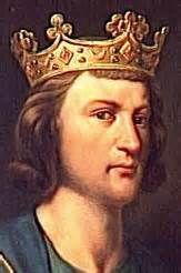 Louis III King of the Franks (879-882 - son of Louis II