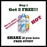 Glade Coupons – Buy One Get TWO Free! (Hot)