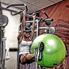 Goal-- Ripped & Fit : Ainsley Rodriguez
