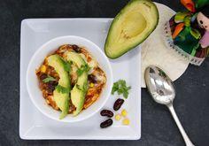 Poêlée mexicaine aux tortillas