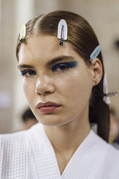 New York fashion week SS17 best beauty looks