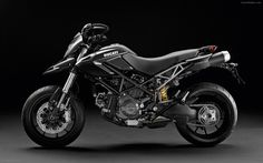 Ducati Hypermotard Street Bike