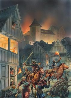 Renaissance, Middle Ages History, New Fantasy, Medieval Town, 15th Century, Military History, Types Of Art, Warfare, Dungeons And Dragons