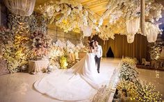 enchanted wedding decoration