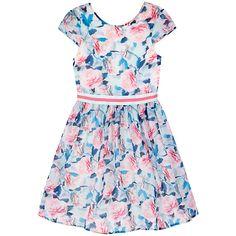 b4b0c38db480 Buy Yumi Girl Pretty Rose Organza Prom Dress