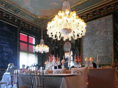 Baccarat Restaurant - Paris
