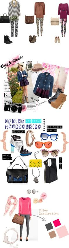 """This Week's Brilliant Blogger Sets"" by polyvore ❤ liked on Polyvore"