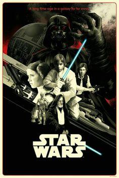 Noir 25 cm Disney Star Wars Vanity