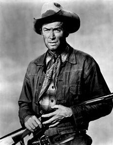 """Jimmy Stewart in """"Shenandoah"""", 1965"""