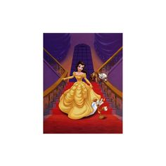 Designer Clothes, Shoes & Bags for Women Disney Art, Disney Movies, Walt Disney, Disney Characters, Princess Photo, Princess Belle, Disney Princess, Princesa Disney Bella, Beauty And The Beast Party