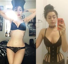 corset training Does Waist Training / Corset Training Produce Lasting Results Thousands of you have searched for waist training before and after pictures, and Ive promised to deliver: welcome to a compilat Waist Trainer Before And After, Waist Trainer Results, Leg Training, Batman Training, Taekwondo Training, Training Schedule, Training Tips, Custom Corsets, Corsets