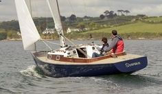 Doesnt have to be small. Rustler 33