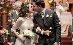 'Êta Mundo Bom': Maria e Celso se casam