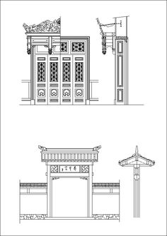 Interesting Find A Career In Architecture Ideas. Admirable Find A Career In Architecture Ideas. Chinese Buildings, Ancient Chinese Architecture, China Architecture, Architecture Drawings, Architecture Details, Classic Architecture, Architecture Office, Futuristic Architecture, Chinese Design