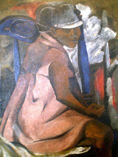 Rufino Tamayo The Blue Chair, 1931 | Flickr - Photo Sharing!