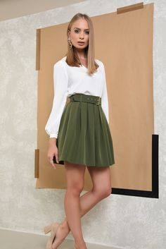 Waist Skirt, High Waisted Skirt, Elegant, Casual, Skirts, Fashion, Poem, Classy, Moda