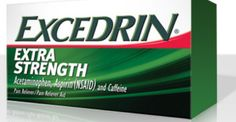 Get a Free 24 ct. bottle of Excedrin !