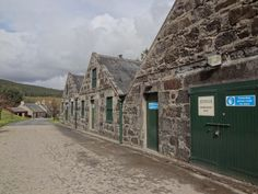 Warehouses at Cragganmore - I sneaked in. Shhh!