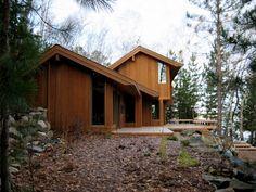 Northern Lake Retreat - SALA Architects - Kelly R. Davis