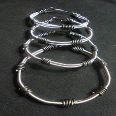 Handmade bass string metal bracelet (men) | eBay Bracelet Men, Metal Bracelets, Bracelets For Men, Bass, Silver, Handmade, Jewelry, Hand Made, Jewlery