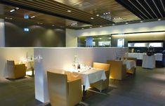 Restaurant, First Class Terminal – Lufthansa Lounge in Frankfurt