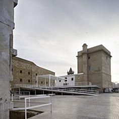 Alberto Campo Baeza, Between Cathedrals, Cadiz, 2009 www.campobaeza.com/