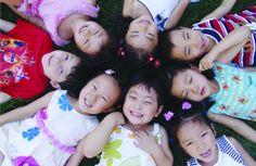 Beijing Kindergarden Classmates