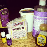 DIY Organic Lavender Lemon Cleanser Recipe..... - Jenni Raincloud