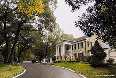 Graceland, a casa de Elvis Presley em Memphis, Tenessi Graceland, Marcus Butler, Logan Henderson, Aaron Tveit, Z Cam, Calvin Harris, Mark Wahlberg, Orlando Bloom, Ben Affleck