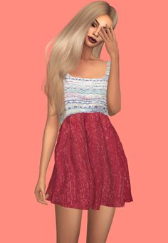 Sims 4 Clothing downloads » Sims 4 Updates