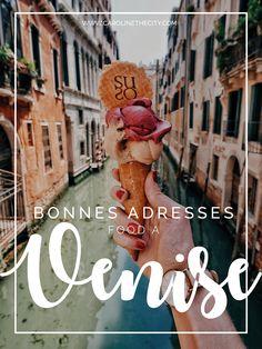 Découvrez toutes mes bonnes adresses pour bien manger à Venise ! Travel List, Italy Travel, Italy Architecture, Voyage Europe, Tips & Tricks, Best Location, Bellisima, Venice, Future City