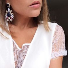 Be Special Statement Earrings - #fashion #earrings #fashionista #cute #glam - 14,95 @happinessboutique.com