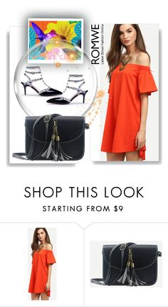 """""""ROMWE 13/2"""" by melissa995 ❤ liked on Polyvore"""