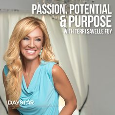 We recently had the opportunity to sit down with Terri Savelle Foy and chat about goal setting strategies, finding purpose in life and setting New Year's resolutions.