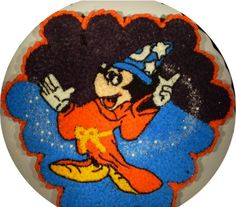 Pastel Mickey Magic