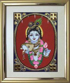 Krishna 8 - 11x9 in