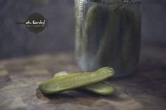 Make your own fermented pickles
