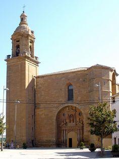 La Rioja Agoncillo - Iglesia de Santa Maria de la Asuncion