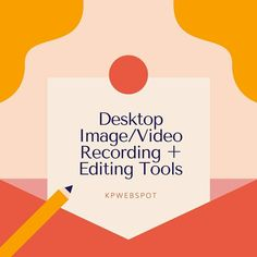 7 powerful Desktop Image/Video recording + editing tools  #affiliatemarketing #marketing #marketingstrategy #contentmarketing #blogginglife #blogging #youtubers Content Marketing, Affiliate Marketing, Desktop Images, My Images, Youtubers, Blogging, Software, Tools, Life
