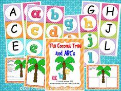 Classroom Freebies: Chick-a-Boom: Fun Alphabet Printables