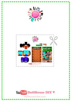 miniature-minecraft-steve-toy-real-toy-for-doll-dollhouse-diy-%e2%99%a5