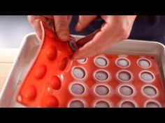 How to Perform Frozen Reverse Spherification  --  Chef Steps
