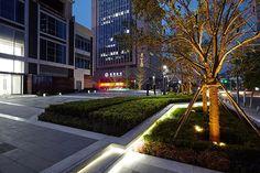Qingdao World Financial Centre by ASPECT Studios