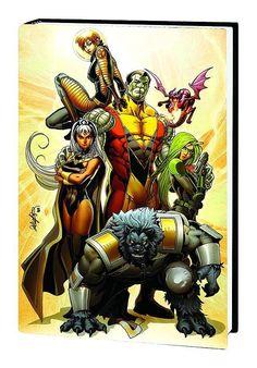 Astonishing X-Men Children Of Brood Prem HC