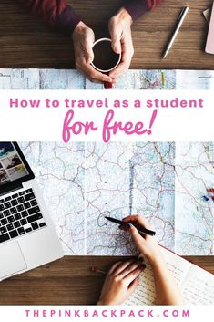 Wondering how to travel as a student? It is nearly impossible to travel on a student budget. College Student Budget, Student Travel, College Students, Cheap Travel Deals, Budget Travel, Ways To Travel, Travel Tips, Travel Destinations, Travel Hacks