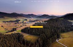 "Air-Shots.ch  –  ""Swiss Aerial Photography Services"" Drohnen Impressionen ist live !"