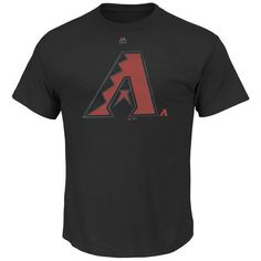 Arizona Diamondbacks Majestic Big & Tall Superior Play T-Shirt - Black - $31.99